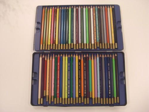 色鉛筆!!