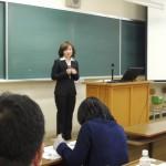 学びの発表会「中村緑地建設の中西さん」