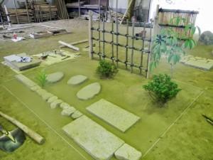 造園技能検定2級課題