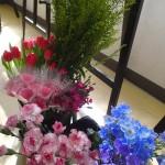 フワラーアレンジメント花材