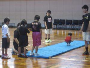 アクススポーツで実習をさせていただいた井星さん
