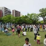 千代東公園の様子