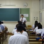 学友会総会①