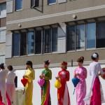 ベトナム民族舞踊(別科)1