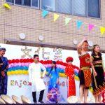 ベトナム民族衣装ショーハットダンス②