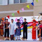 ベトナム民族衣装ショーハットダンス④