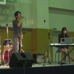 ギター弾き語り(木塚くん)1