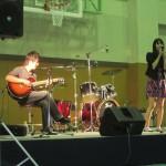 ギター弾き語り(木塚くん)2